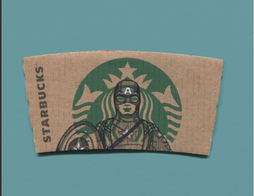 Cuptain Americano of Sleevebucks