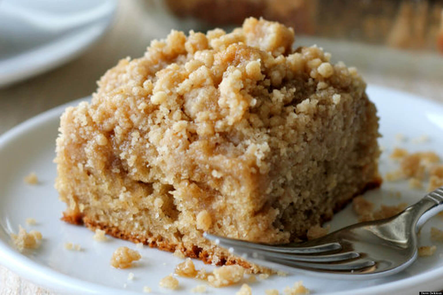 Easy Pineapple Crumb Cake